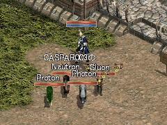 【SS: CASPAR003のかわいい仲間たち】