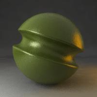 異方性 深緑 プラスチック