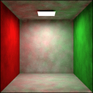 【Shade: photonmapping+pathtracing 間接光2.0x】