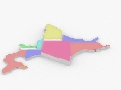 【図: 意味不明北海道】
