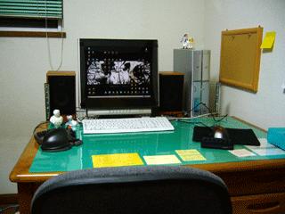 【写真: 新PCの風景】