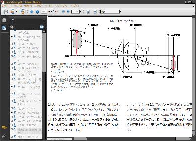 【Shade 10 ユーザガイド 付録より「カメラの原理と概要」】