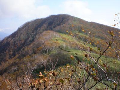 【室蘭岳登山 写真(2)】
