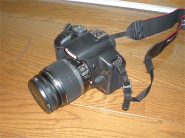 【写真: Canon EOS KissX3】