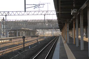 図 東室蘭駅