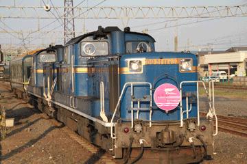 図 機関車DD51