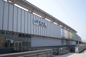 図 JR奈良駅