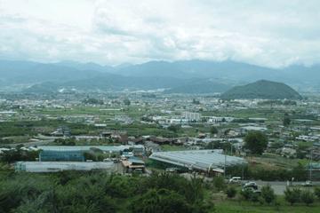 図 甲府盆地