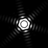 図 六角形(回折)