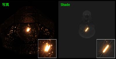 図 写真とca3 bloomの比較