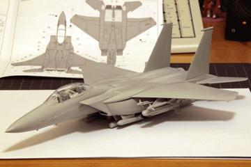 図 F-15E(1)